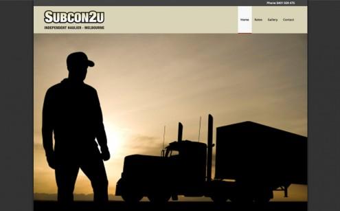 Subcon2u Website